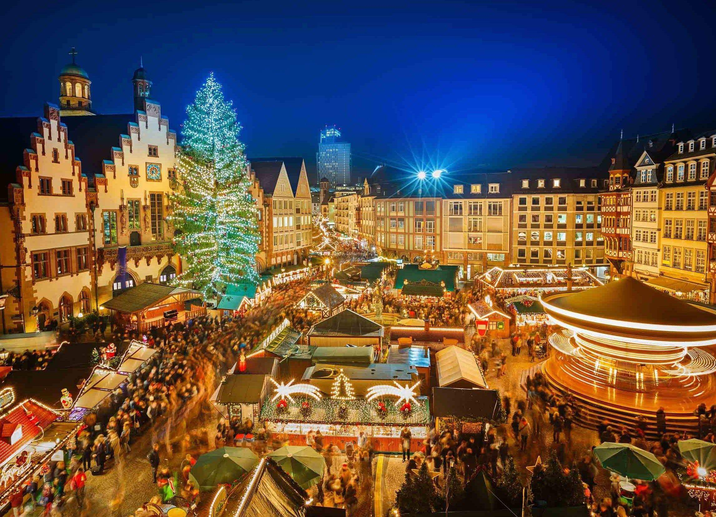 Christmas Trips 2019 Bruges Christmas Market via P&Js Chocolate Factory 1st December